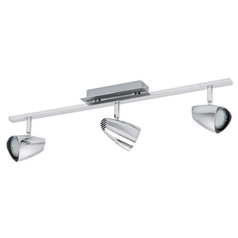 Eglo 93674 - LED bodové svietidlo CORBERO 3xGU10/3W/230V