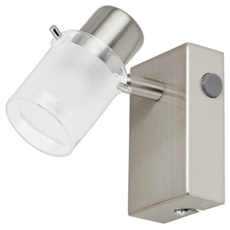 Eglo 93701 - LED bodové svietidlo ORVIETO 1 1xLED/3,3W/230V