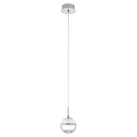 Eglo 93708 - LED závesné svietidlo MONTEFIO 1 1xLED/5W/230V