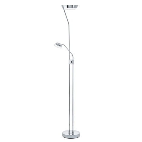 Eglo 93714 - LED stmievateľná lampa SARRIONE LED/17,28W + LED/2,88W