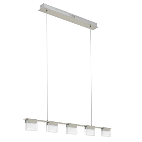 Eglo 93732 - LED stmievateľné svietidlo CLAP 1 5xLED/5,8W/230V