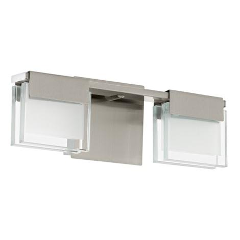 Eglo 93733 - LED nástenné svietidlo CLAP 1 2xLED/5,8W/230V