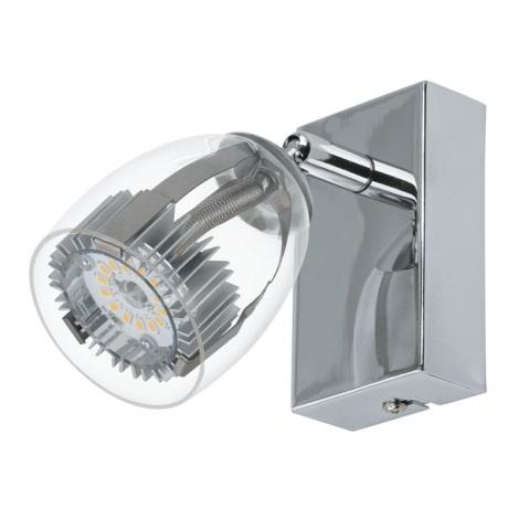 Eglo 93741 - LED bodové svietidlo PECERO 1xLED/4,5/230V