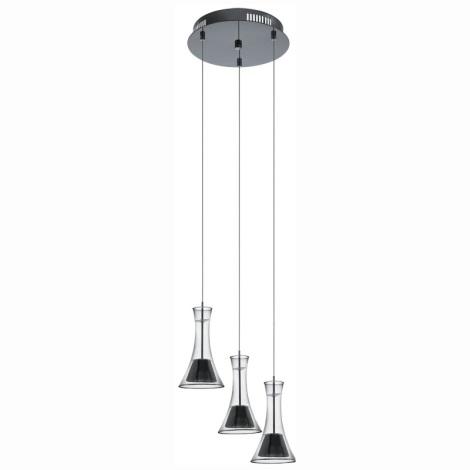Eglo 93795 Stropné svietidlo MUSERO LED/3X5,4W/230V