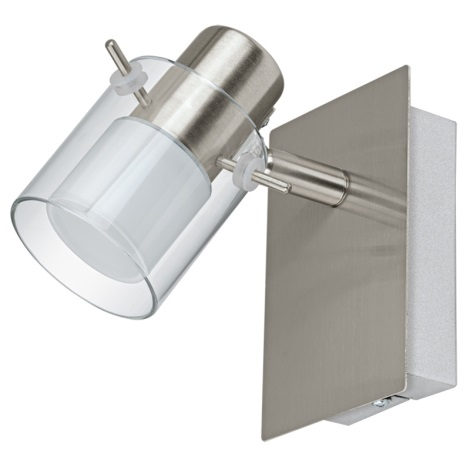 Eglo 93817 - LED bodové svietidlo SPARANO 1xLED/5W/230V