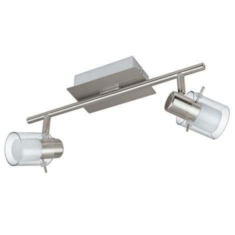 Eglo 93818 - LED bodové svietidlo SPARANO 2xLED/5W/230V