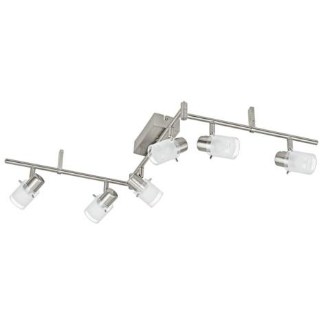 Eglo 93851 - LED bodové svietidlo ORVIETO 1 6xLED/3,3W/230V