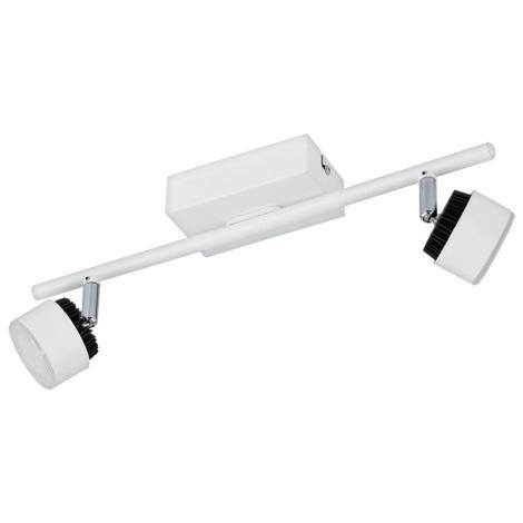 Eglo 93853 - LED bodové svietidlo ARMENTO 2xLED/6W/230V