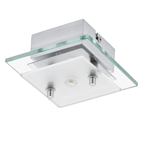 Eglo 93884 - LED stropné svietidlo FRES 2 LED/5,4W/230V