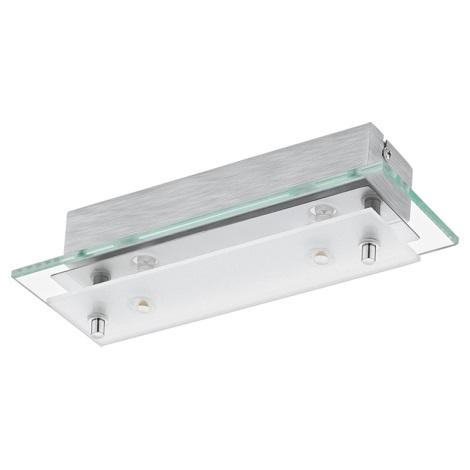 Eglo 93885 - LED stropné svietidlo FRES 2 2xLED/5,4W/230V