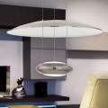 Eglo 93912 - LED závesné svietidlo LEMOS 2xLED/7,8W/230V