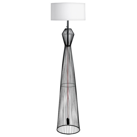 Eglo 93976 - stojaca lampa VALSENO 1xE27/60W/230V
