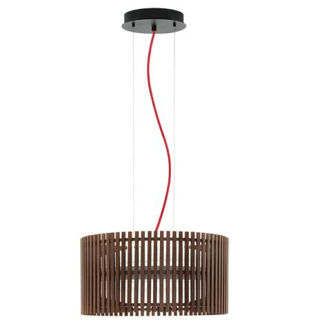 Eglo 94011 - LED závesné svietidlo ROVERATO 2xLED/18W/230V