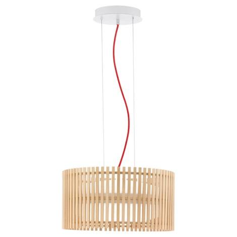 Eglo 94012 - LED závesné svietidlo ROVERATO 2xLED/18W/230V