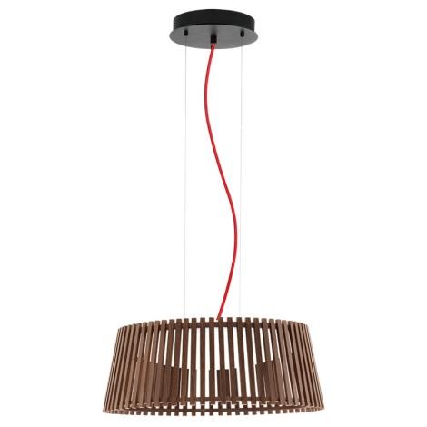 Eglo 94017 - LED závesné svietidlo ROVERATO LED/18W/230V