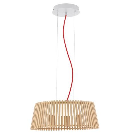 Eglo 94018 - LED závesné svietidlo ROVERATO LED/18W/230V