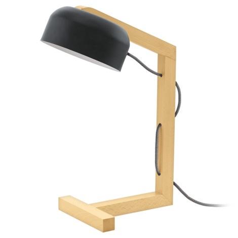 Eglo 94036 - Stolná lampa GIZZERA 1xE27/60W/230V