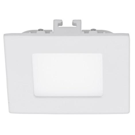 Eglo 94046 - LED podhľadové svietidlo FUEVA 1 LED/2,7W/230V