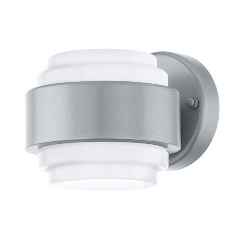 Eglo 94089 - LED vonkajšie osvetlenie LAVORIA 2xLED/2,5W/230V