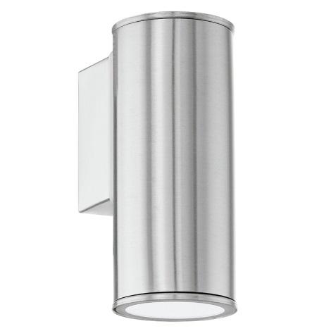 Eglo 94106 - LED vonkajšie osvetlenie RIGA 1xGU10/3W/230V