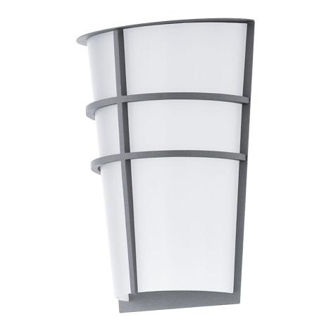 Eglo 94137 - LED vonkajšie osvetlenie Breganze 2xLED/2,5W/230V