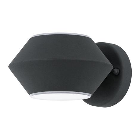 Eglo 94141 - LED vonkajšie osvetlenie Nocella 2xLED/2,5W/230V