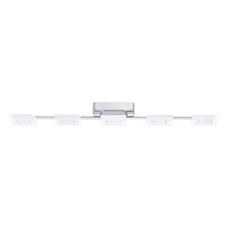 Eglo 94157 - LED stropné svietidlo CARTAMA 5xLED/4,5W/230V