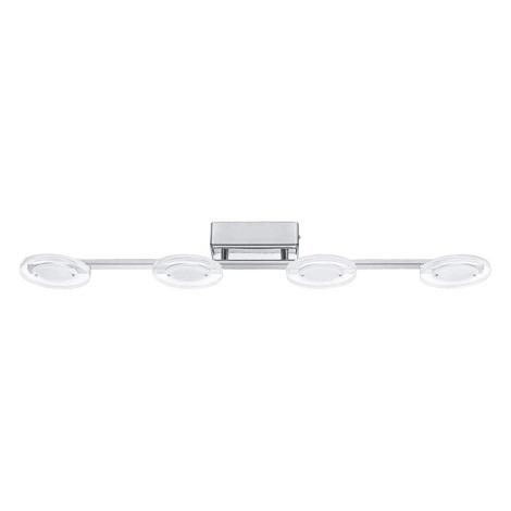 Eglo 94159 - LED stropné svietidlo CARTAMA 4xGU10/4,5W/230V