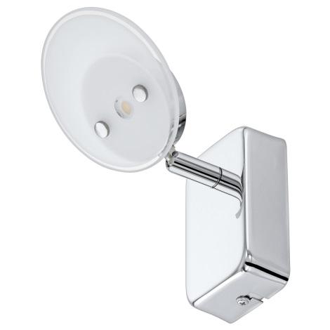 Eglo 94166 - LED Bodové svietidlo ERVAS 1xLED/3,3W/230V
