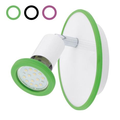 Eglo 94171 - LED bodové svietidlo MODINO 1xGU10/3W/230V