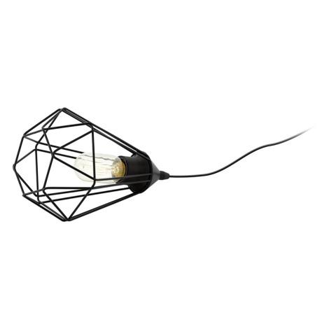 Eglo 94192 - Stolná lampa TARBES 1xE27/60W/230V