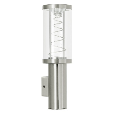 Eglo 94208 - LED vonkajšie osvetlenie TRONO 1 1xGU10/3W + 1xLED/3,7W