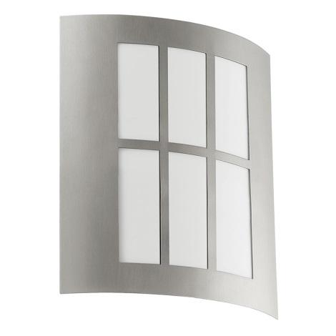 Eglo 94212 - LED vonkajšie osvetlenie CITY LED 1xLED/3,7W/230V