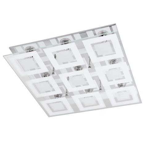 Eglo 94227 - LED stropné svietidlo ALMANA 9xGU10-LED/3W/230V