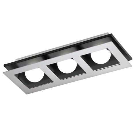 Eglo 94232 - LED stropné svietidlo BELLAMONTE 3xLED/3,3W/230V
