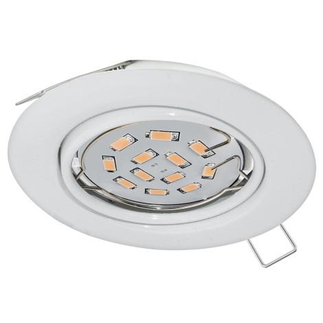 Eglo 94239 - LED Podhľadové svietidlo PENETO 1xGU10-LED/5W/230V