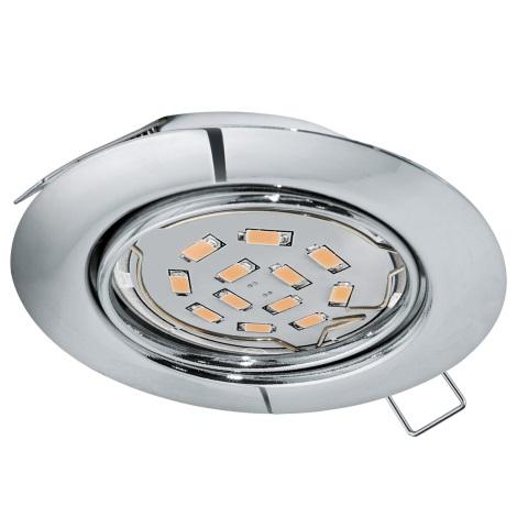 Eglo 94241 - LED Podhľadové svietidlo PENETO 1xGU10-LED/5W/230V