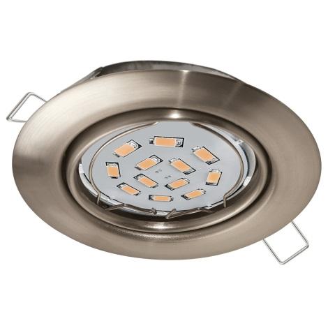 Eglo 94242 - LED Podhľadové svietidlo PENETO 1xGU10-LED/5W/230V