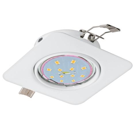 Eglo 94262 - LED Podhľadové svietidlo PENETO 1xGU10-LED/5W/230V