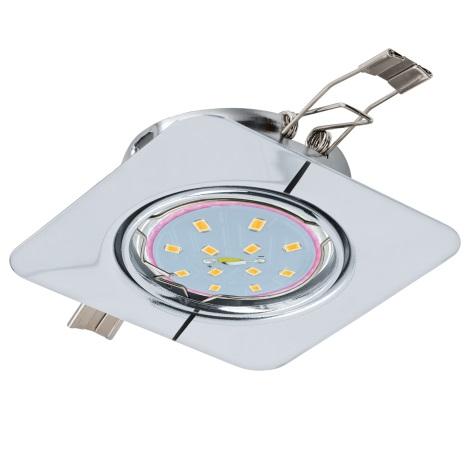 Eglo 94263 - LED Podhľadové svietidlo PENETO 1xGU10-LED/5W/230V