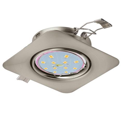 Eglo 94264 - LED Podhľadové svietidlo PENETO 1xGU10-LED/5W/230V