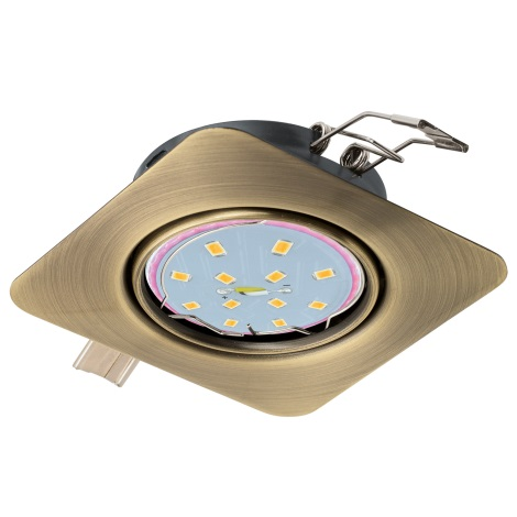Eglo 94265 - LED Podhľadové svietidlo PENETO 1xGU10-LED/5W/230V