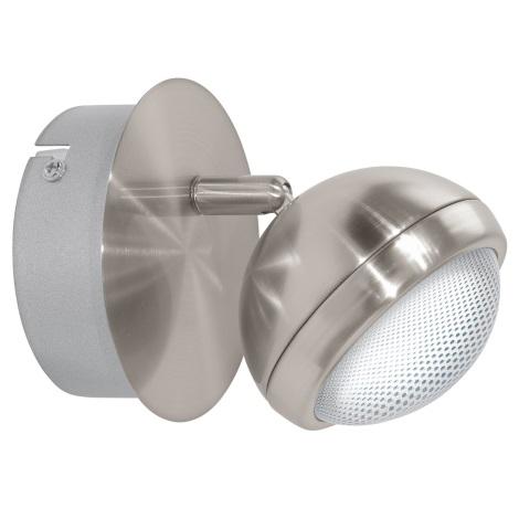 Eglo 94302 - LED Bodové svietidlo LOMBES 1xLED/4,2W/230V