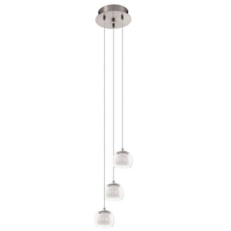 Eglo 94318 - LED závesné svietidlo ASCOLESE 3xLED/3,3W/230V