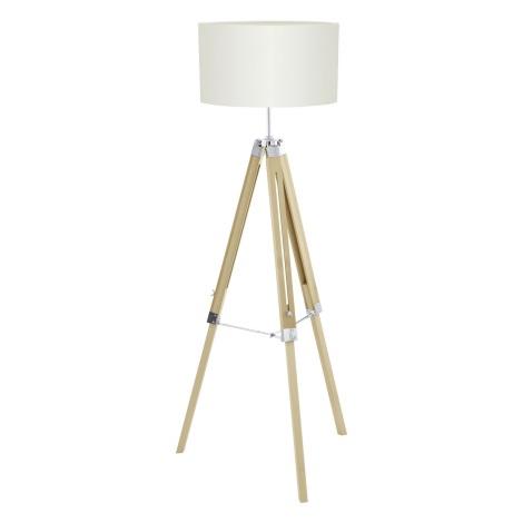 Eglo 94324 - Stojaca lampa LANTADA 1xE27/60W/230V