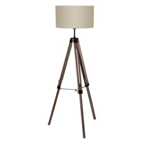 Eglo 94326 - Stojaca lampa LANTADA 1xE27/60W/230V