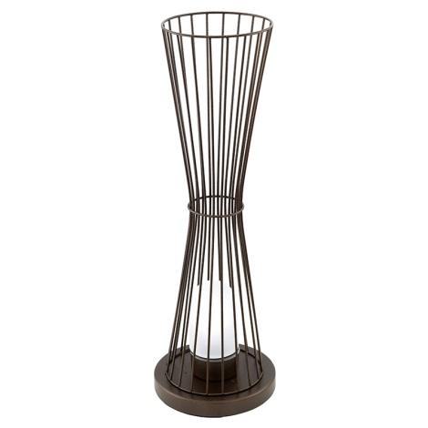 Eglo 94332 - Vonkajšia lampa TERRICO 1xE27/60W/230V