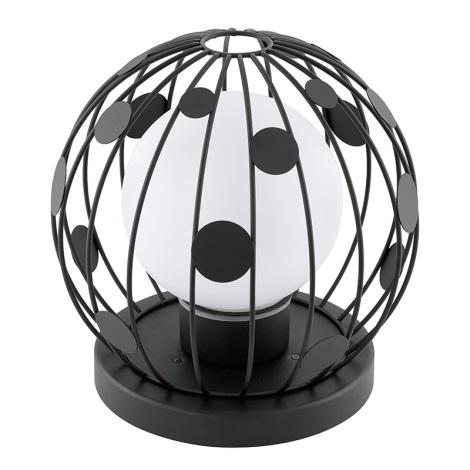 Eglo 94335 - Vonkajšia lampa TERRICO 1xE27/60W/230V