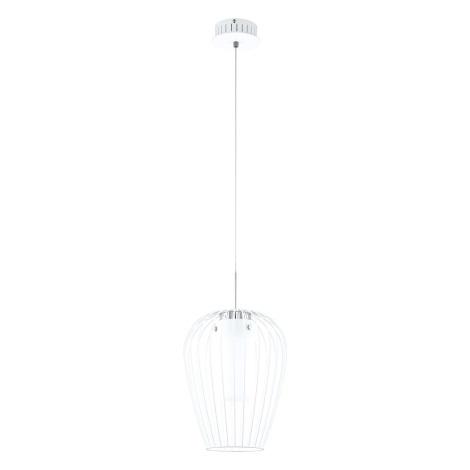 Eglo 94337 - LED závesné svietidlo VENCINO 1xLED/9W/230V