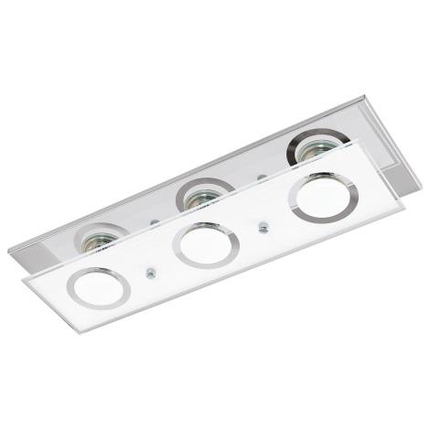 Eglo 94373 - LED stropné svietidlo VARALLO 3xGU10-LED/3W/230V